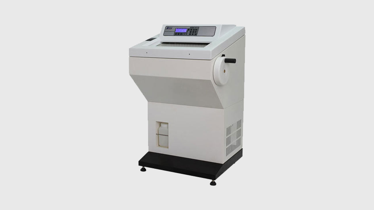Cryostat-semi-automatique